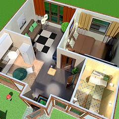 Home Design Software Interior Design Tool Online For Home Floor Plans In 2d 3d Planner 5d