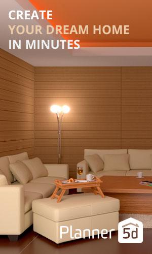 Planner 5D - Plantas baixas e design de interiores