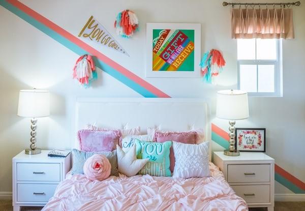 75 Ideias fantásticas para quartos infantis