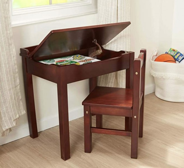 15 Low-Cost Desks to Create a Study Space for Children - Articles about Apartments 2 by  image