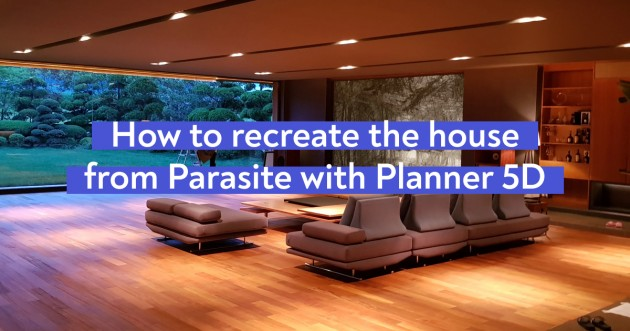 How To Recreate the Parasite House With Planner 5D