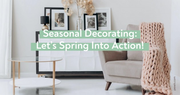 Seasonal Decorating: Let's Spring Into Action! - Articles about Apartments 1 by  image