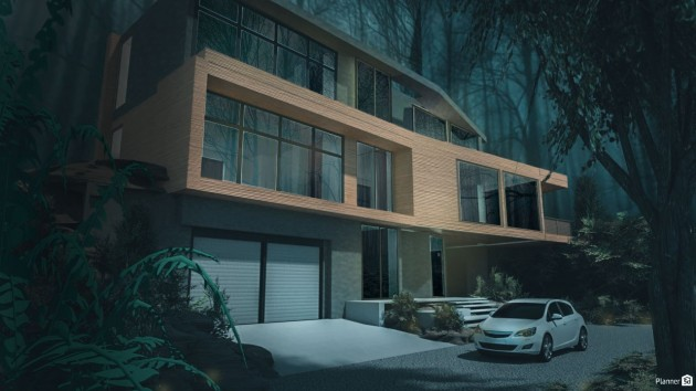 How To Create The Twilight House With Planner 5D - Articles about Architecture 1 by Anonymous image