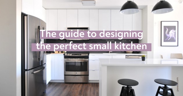 The Guide to Designing the Perfect Small Kitchen