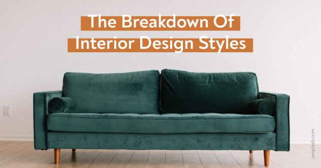 The Breakdown of Interior Design Styles - Articles about Beautiful Decor 1 by  image