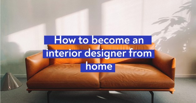 How To Become an Interior Designer From Home - Articles about Apartments 1 by Anonymous image