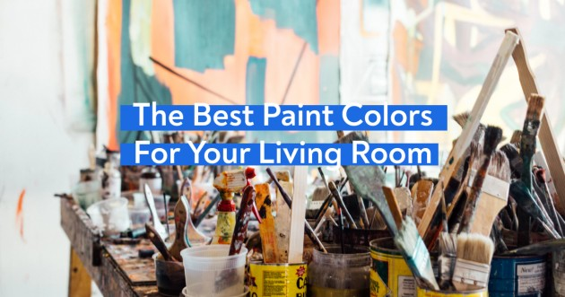 The Best Paint Colors For Your Living Room