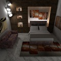 ideas apartment furniture decor bedroom lighting ideas