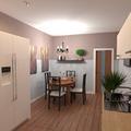 fotos apartamento casa mobílias cozinha iluminação ideias