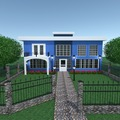 fotos casa varanda inferior iluminação paisagismo arquitetura idéias
