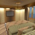zdjęcia mieszkanie sypialnia pokój diecięcy oświetlenie architektura pomysły