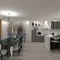 ideas apartment house living room kitchen lighting ideas