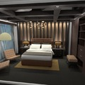 ideas apartment house furniture decor bedroom lighting studio ideas