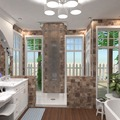ideas house decor bathroom lighting ideas