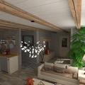 photos living room kitchen entryway ideas
