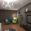 ideas apartment house furniture decor living room lighting renovation ideas