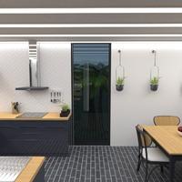 zdjęcia wystrój wnętrz kuchnia oświetlenie pomysły