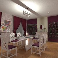 fotos casa mobílias decoração iluminação sala de jantar ideias
