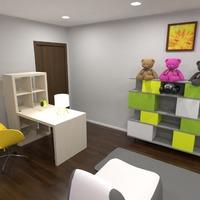 fotos casa muebles decoración bricolaje habitación infantil ideas