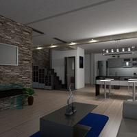 ... Ideas Apartment House Living Room Kitchen Ideas ...