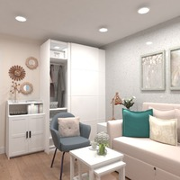 fotos apartamento muebles decoración salón ideas