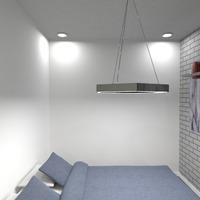 foto decorazioni camera da letto monolocale idee