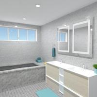 fotos muebles decoración cuarto de baño iluminación paisaje ideas