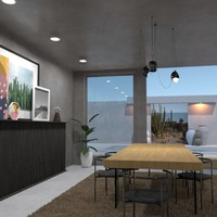photos house terrace decor living room architecture ideas