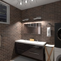 photos apartment bathroom lighting renovation studio ideas