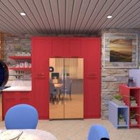 fotos casa mobílias decoração cozinha sala de jantar ideias