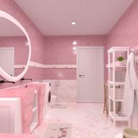 zdjęcia wystrój wnętrz łazienka oświetlenie pomysły