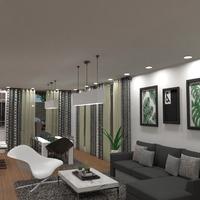 photos maison salon eclairage café idées