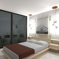 идеи мебель декор спальня освещение идеи