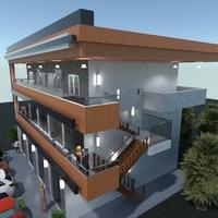 fotos apartamento iluminación paisaje arquitectura ideas