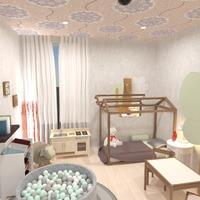 nuotraukos dekoras pasidaryk pats miegamasis vaikų kambarys idėjos