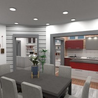 photos living room kitchen dining room ideas