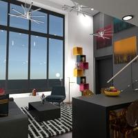 fotos apartamento muebles decoración salón comedor ideas
