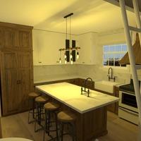 fotos cozinha despensa ideias