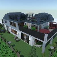 photos house terrace architecture ideas