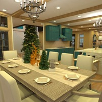 photos house decor living room kitchen dining room ideas