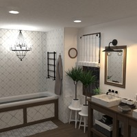 foto appartamento casa decorazioni bagno famiglia idee