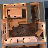 fotos mobílias decoração quarto infantil iluminação estúdio ideias