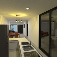 photos maison meubles décoration cuisine eclairage idées