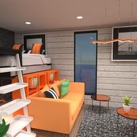 photos appartement décoration diy chambre à coucher eclairage idées