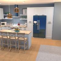 zdjęcia dom wystrój wnętrz kuchnia oświetlenie jadalnia pomysły
