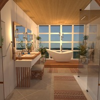 foto casa arredamento decorazioni bagno illuminazione idee