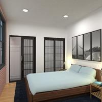foto appartamento camera da letto monolocale idee
