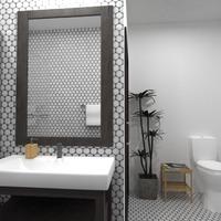 fotos wohnung badezimmer studio ideen