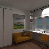 fotos apartamento decoración habitación infantil ideas