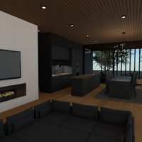 photos maison salon cuisine salle à manger architecture idées